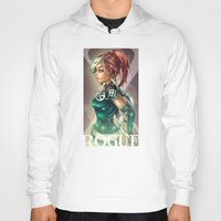 rogue Hoodies featuring ROGUE by Tim Shumate