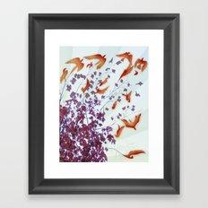From Trees Framed Art Print