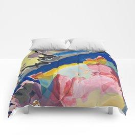 Color Milkshake Comforters