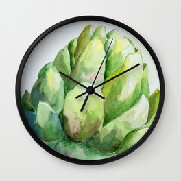 Artichoke Wall Clock