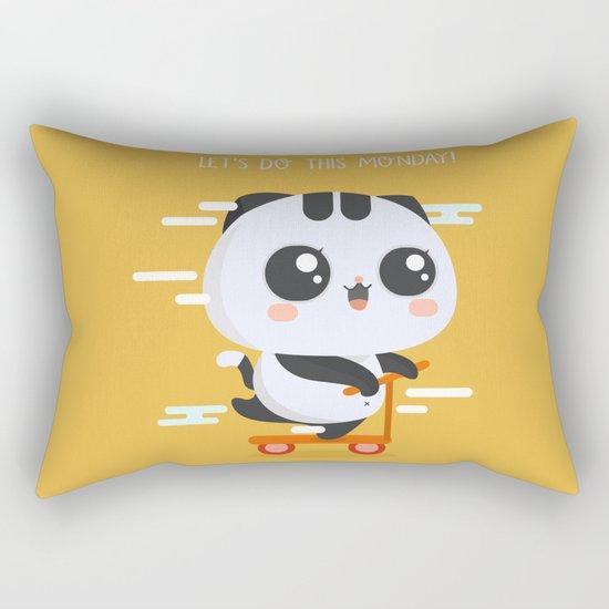 MEOWnday Rectangular Pillow