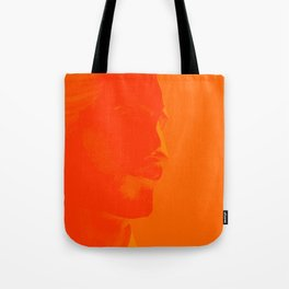 L'homme - flame Tote Bag
