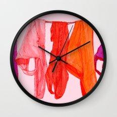 Pantyline Wall Clock