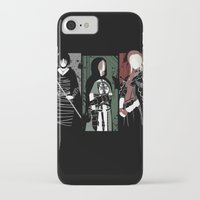 dark souls iPhone & iPod Cases featuring Souls Waifus by Shadyfolk