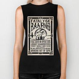 Fatalysk Baarnd Concert Poster Biker Tank