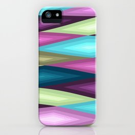 Abstraction 3 iPhone Case