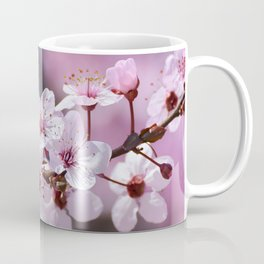 """Pink flowers"". Beautiful spring... Coffee Mug"