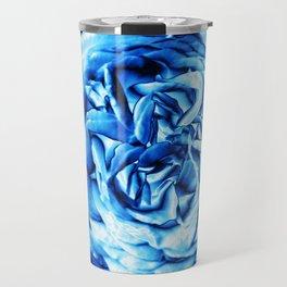 Rose metallic ice Travel Mug