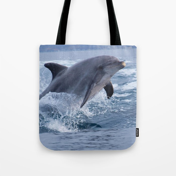 Bottenose dolphin Tote Bag