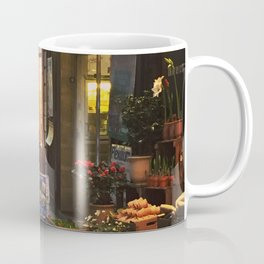 Evening in Provence Village Coffee Mug