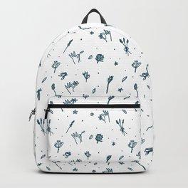 Spring Picking (emerald) Backpack
