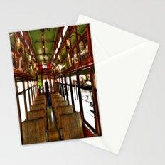 Trolley Train Stationery Cards