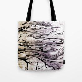 LIQUID MARBLED & PASTEL Tote Bag
