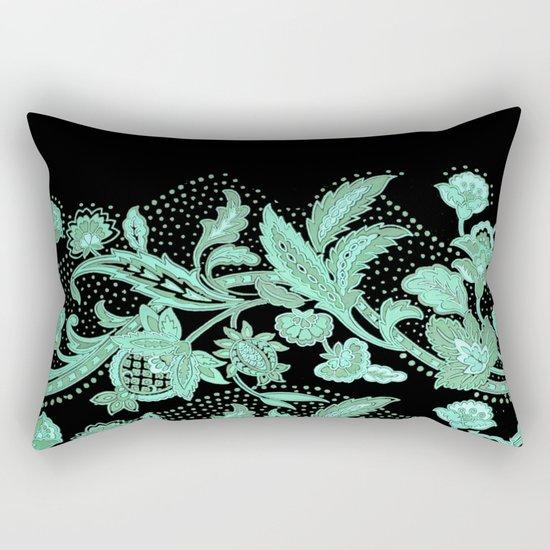 lace stripe Rectangular Pillow