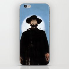 They'd Never Forget The Day He Drifted Into Town iPhone & iPod Skin