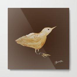 Babybird Metal Print