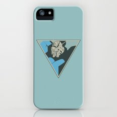 Gundam (by felixx.2 0 1 6) iPhone (5, 5s) Slim Case