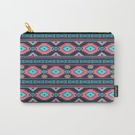 Southwestern ethnic navajo pattern Carry-All Pouch