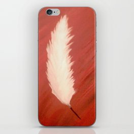 Blood, Feather & Fate iPhone Skin