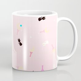 Wands and Cats Coffee Mug