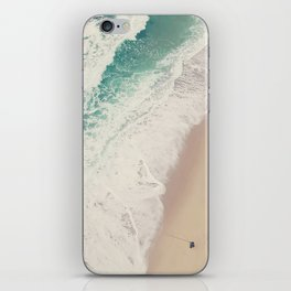 gone fishing iPhone Skin