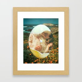 Ovum Framed Art Print
