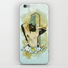 Showering that Sarlacc Off iPhone & iPod Skin