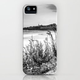 Beach in Ogunquit iPhone Case