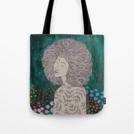 In the garden of my dreams Tote Bag