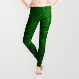 Renaissance Green Leggings