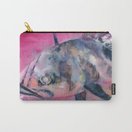 Pinkish Carry-All Pouch