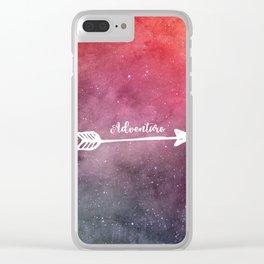 Adventure Clear iPhone Case