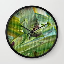 Dearly Departed Wall Clock