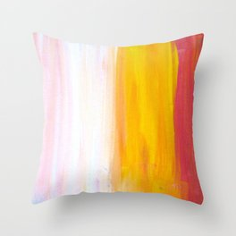 Light, My Light, the World-filling Light Throw Pillow