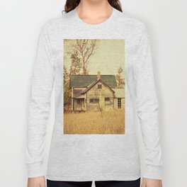 Lonely World Long Sleeve T-shirt