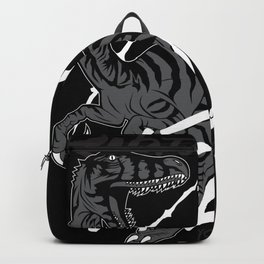 Veloz Raptor Dino Backpack