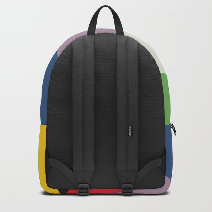 SWISS MODERNISM (MAX BILL) Backpack