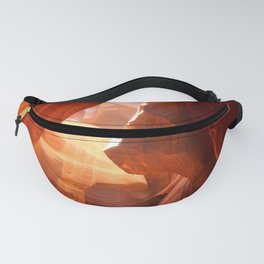 A Canyon Sculptured By Water Fanny Pack