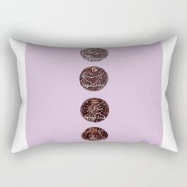 Astrology Zodiac Constellation Design No.1 Rectangular Pillow