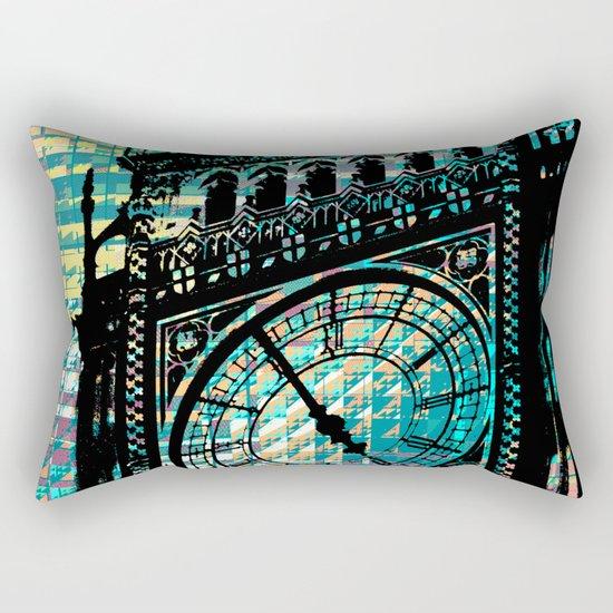 Big Ben Rectangular Pillow