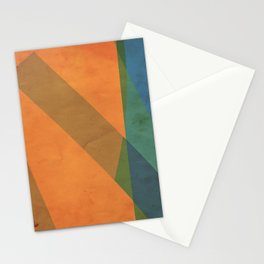 orangeblue II Stationery Cards