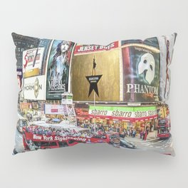 Times Square II Pillow Sham