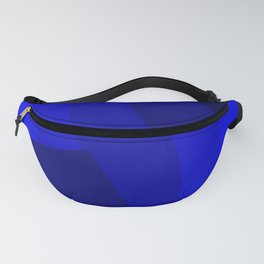 Just Blue #decor #society6 Fanny Pack