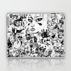 666 Laptop & iPad Skin
