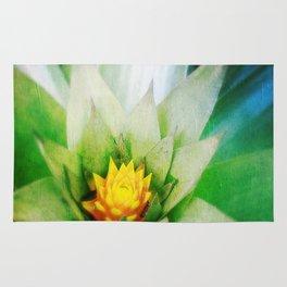 Bromeliad Bloom Rug