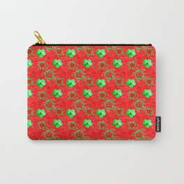Holiday Honu Turtles Carry-All Pouch