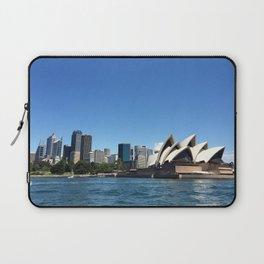 Opera of a Skyline Laptop Sleeve