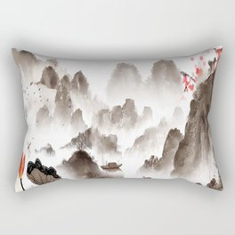 Arithmetic Rectangular Pillow