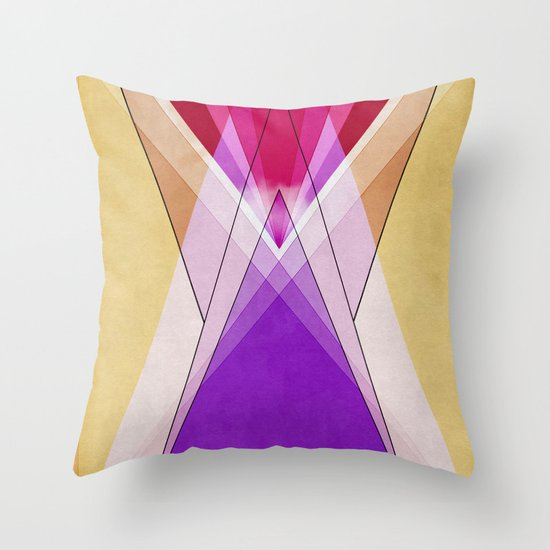 raymiss Throw Pillow