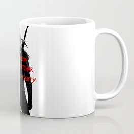 Toss a coin to your witcher Coffee Mug